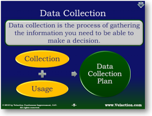 From Our Data Collection Training Module