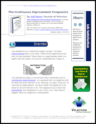 Job Satisfaction Lean Term on PDF