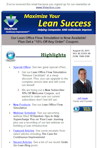 Lean Success Newsletter