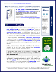 Lean Office Lean Term on PDF
