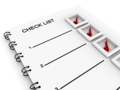 Leading Change: Using a Checklist