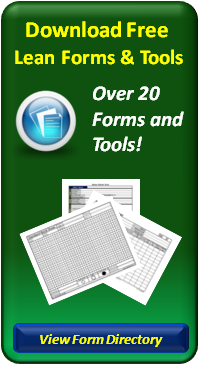 Dopwnload our free Lean forms and Tools