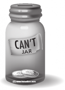 """The """"Can't Jar"""""""