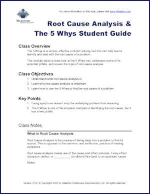 pin 5 whys root cause analysis template on pinterest