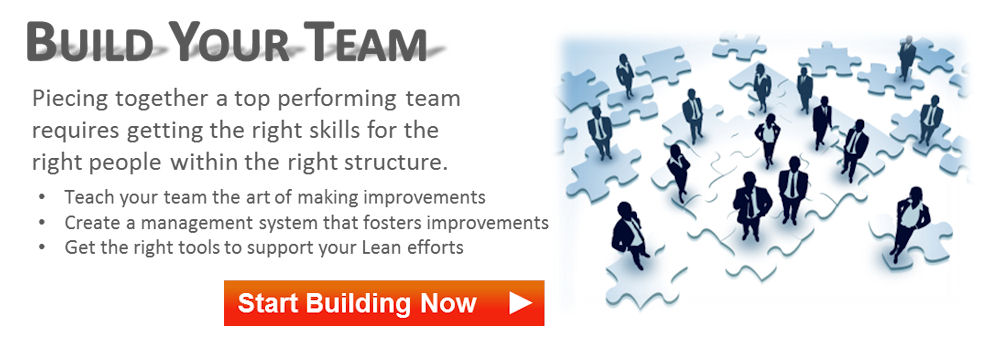 Build-a Lean-Team