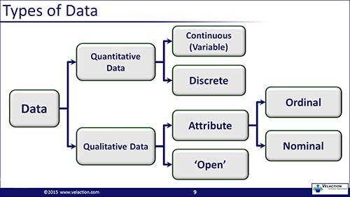 Nominal Data | Non-ordered, qualitative set of values